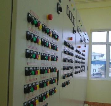 Tủ điều khiển xử lý nước thải