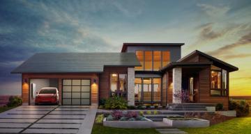 Mái ngói năng lượng mặt trời hòa lưới