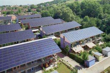 Tấm năng lượng mặt trời hòa lưới